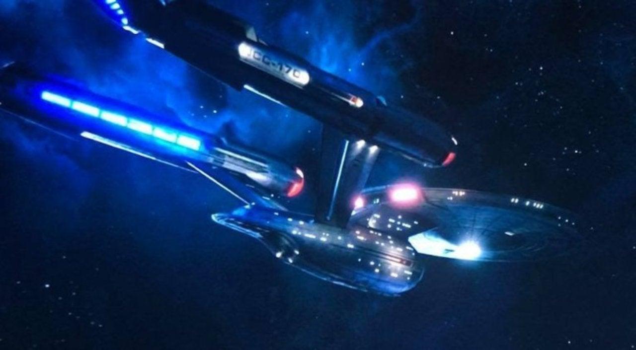 Star Trek Discovery Enterprises Finale Appearance Was Planned