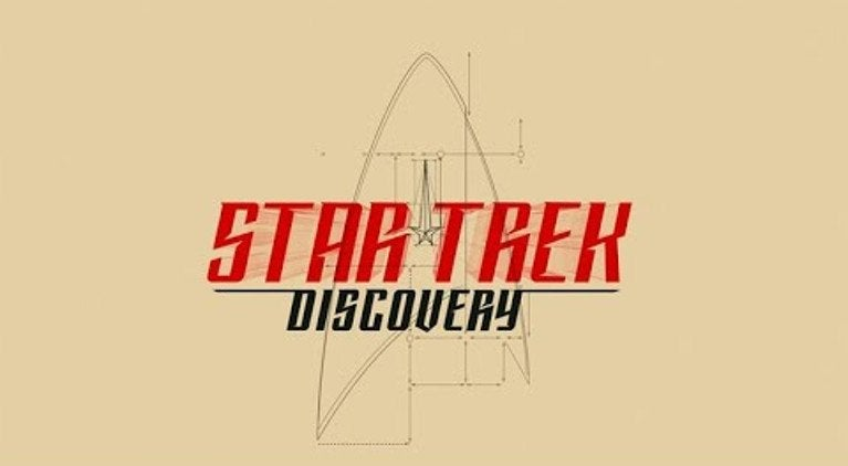 Star Trek Discovery Opening