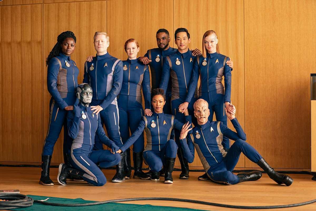 Star Trek Discovery Season Finale