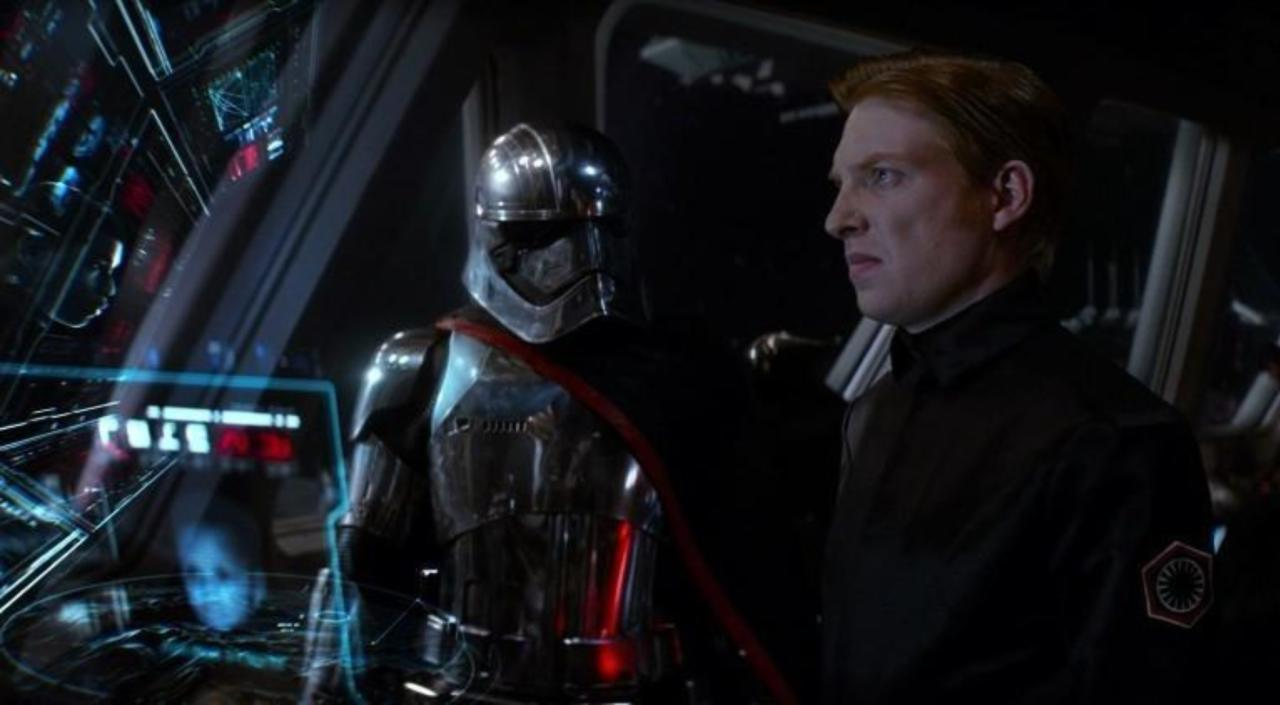 Domhnall Gleeson Shares the Adjectives That Best Describe Star Wars: The Rise of Skywalker
