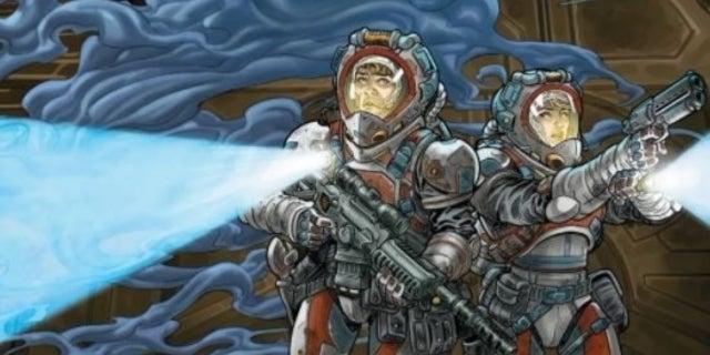 starcraft comic