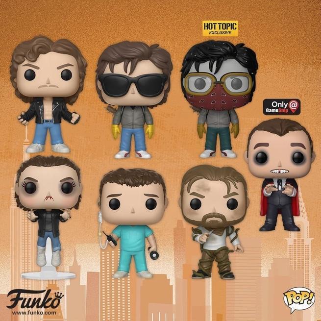 New Stranger Things Funko Pops Include Babysitter Steve