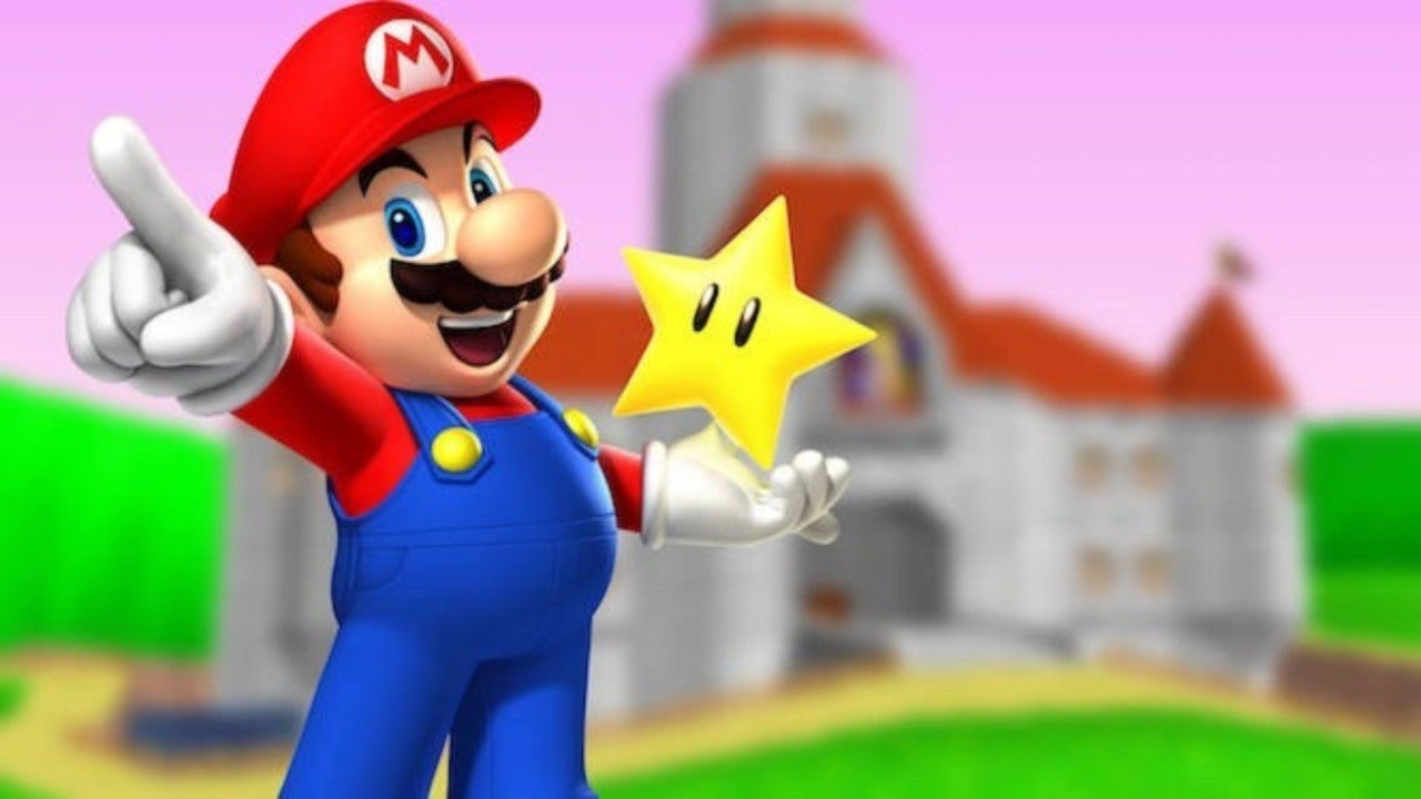 picture A new Super Mario movie is reportedly in the works at Universal
