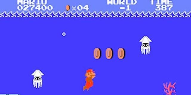 Super Mario Minus World