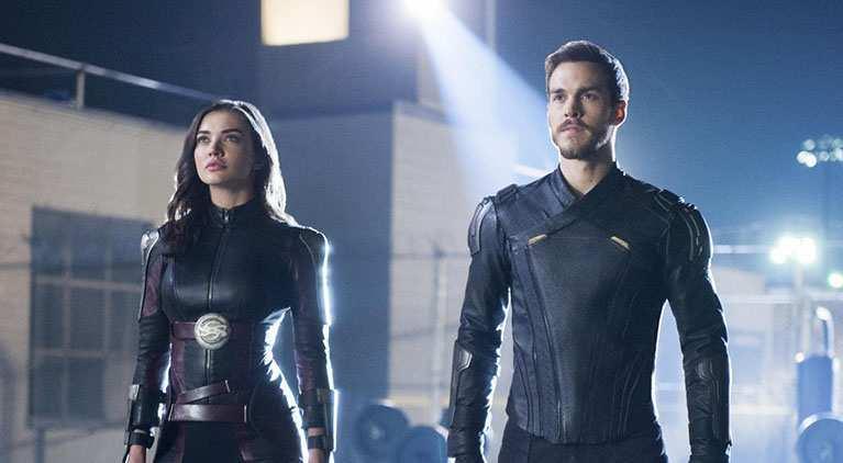 supergirl legion of superheroes real mission