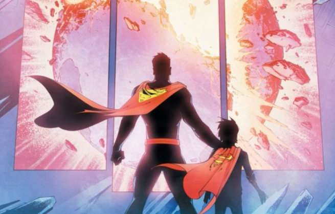 Superman #40 Review - Cover