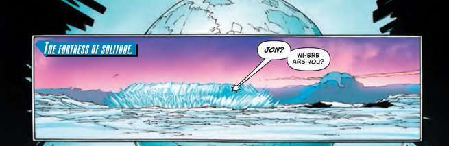 Superman #40 Review - Fortress of Solitude