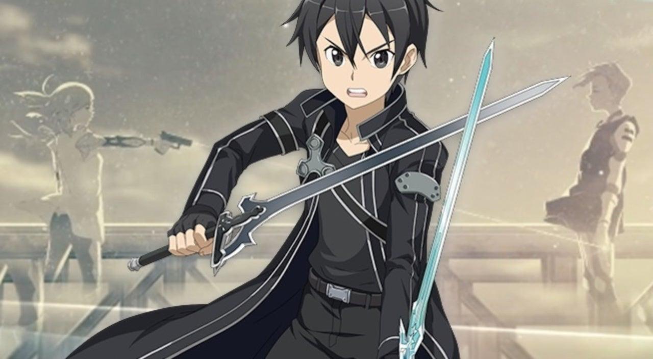 Sword art online fatal bullet getting anime tie in