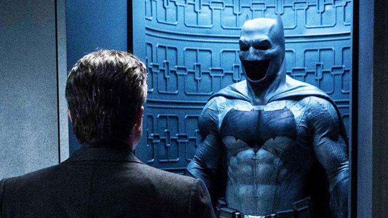 The Batman New Batman Ben Affleck
