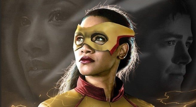 The-Flash-Iris-West-Comic-Colors-BossLogic
