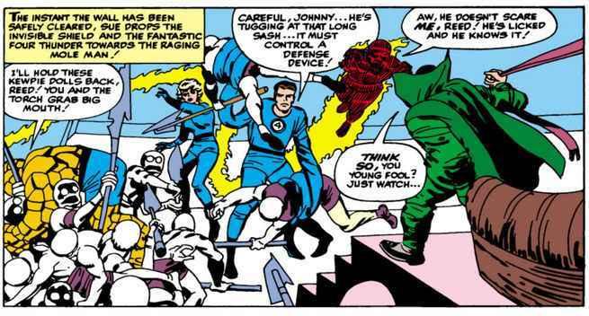 The Terrifics - Fantastic Four