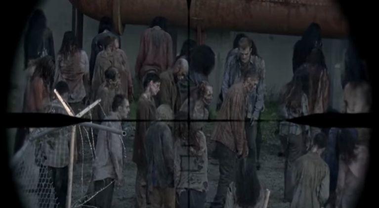 The Walking Dead 809