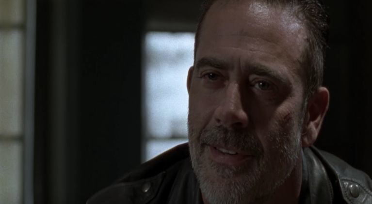The Walking Dead 810 Negan