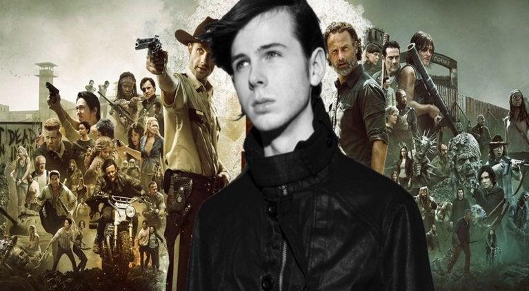 The Walking Dead Chandler Riggs Carl death ComicBookcom