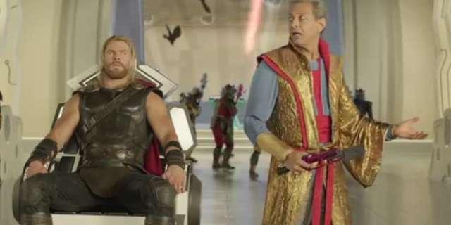 Thor Deleted Scene