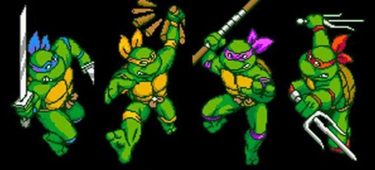 Cowabunga The Best Teenage Mutant Ninja Turtles Video Games