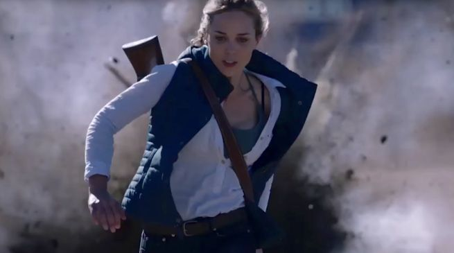 Tremors A Cold Day in hell Trailer