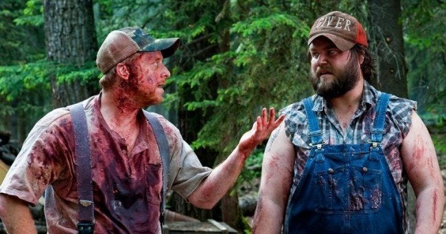 tucker and dale vs evil alan tudyk tyler labine