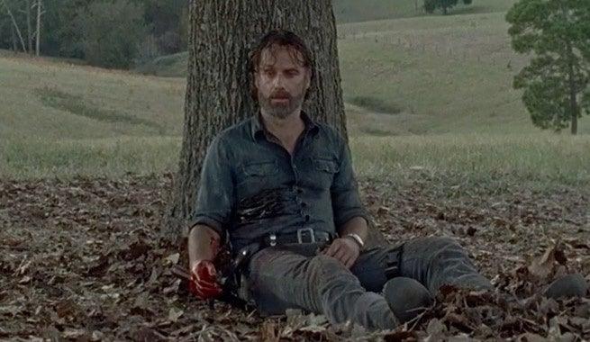 The Walking Dead Mid Season Premiere S Major Season 8