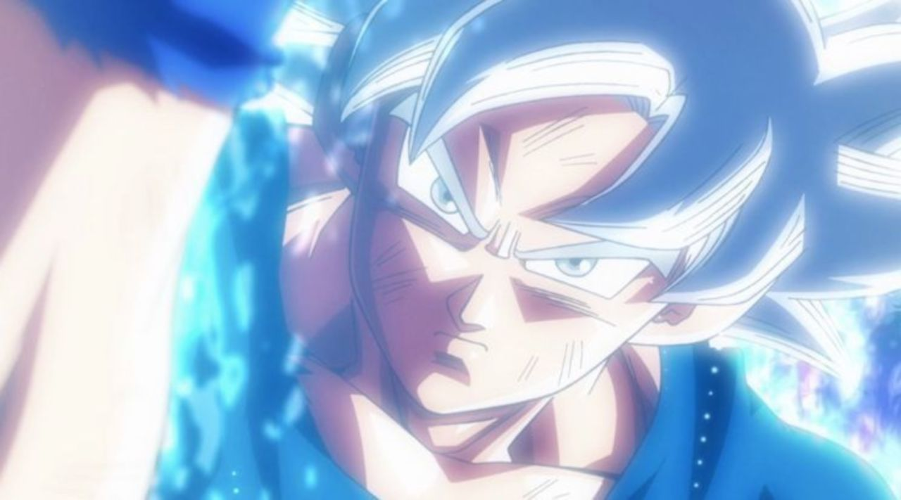 Did Dragon Ball Reveal A New Move For Goku S Mastered