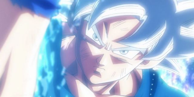 Did 'Dragon Ball' Reveal A New Move For Goku's Mastered ...