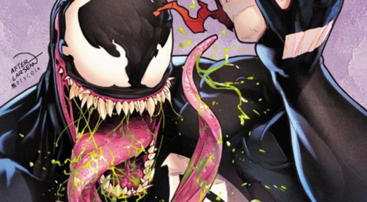 Marvel Reveals Venom 30th Anniversary Variants