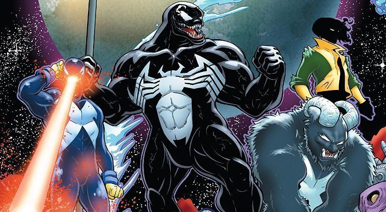 Venom X-Men Symbiotes