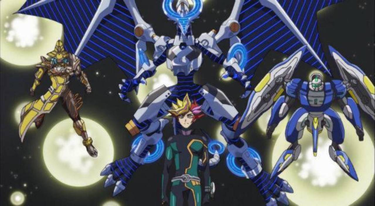 Yu-Gi-Oh! VRAINS' Director Addresses Its Production Issues