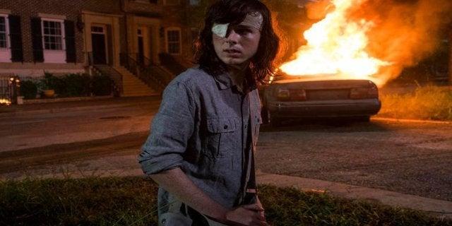 Walking Dead Carl death season 8