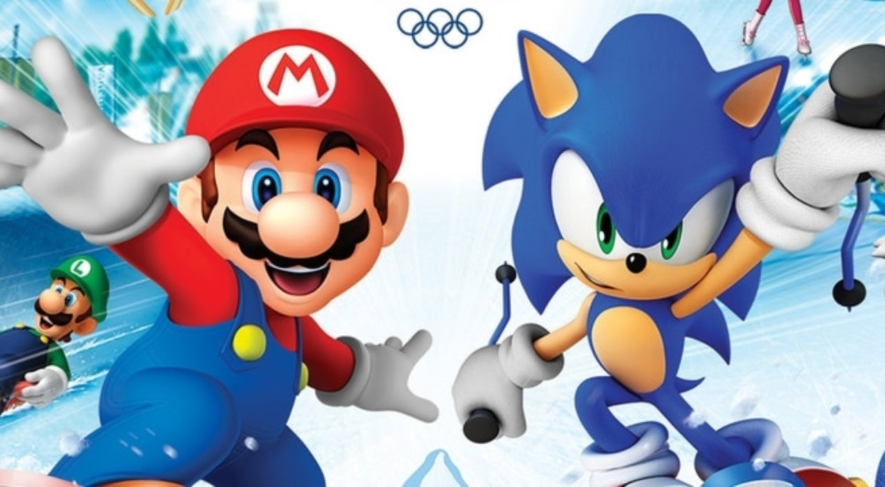 all of the mario sonic olympic games ranked