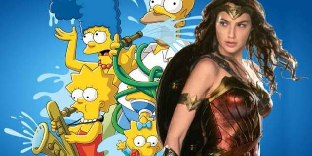 wonder-woman-gal-gadot-the-simpsons-guest-star