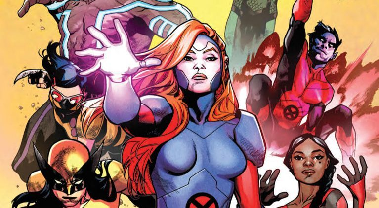 X-Men Red 1