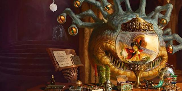 New Dungeons Amp Dragons Adventure Offers The Most