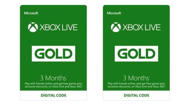 Xbox Live Gold Sale Offers 6 Months For the Price Of 3