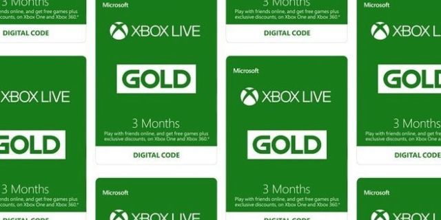 xbox-live-gold-membership-codes