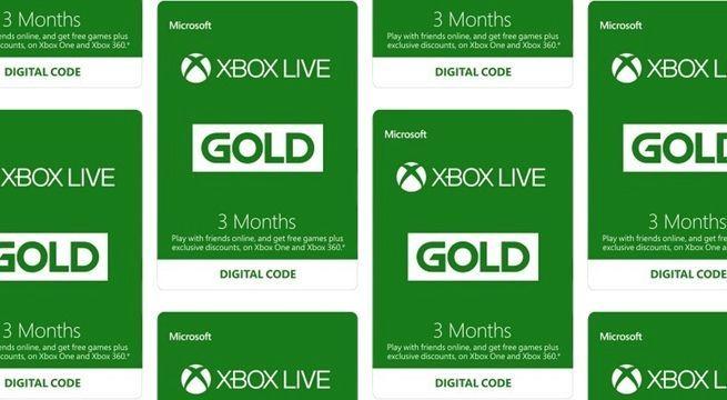 xbox-live-gold-membership-codes