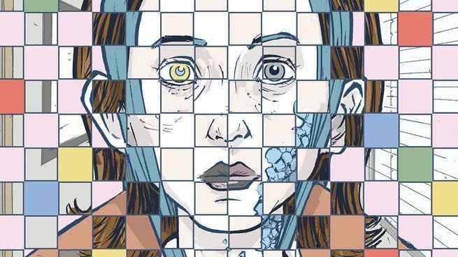 Young Animal - Eternity Girl