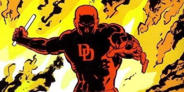 10 Best Daredevil Comics - 1 - Born Again