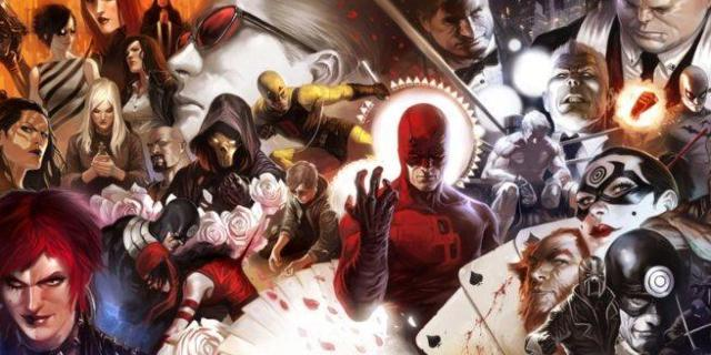 10 Best Daredevil Villains - Cover