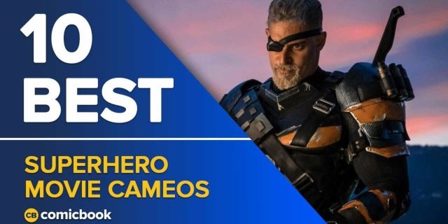 10 Best Superhero Cameos