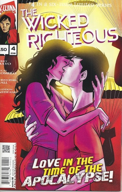 The Wicked Righteous (2017) Issue 4