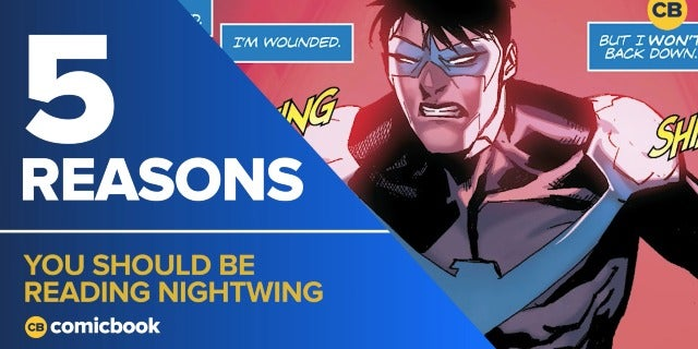 5 Reasons You Should Be Reading Nightwing screen capture