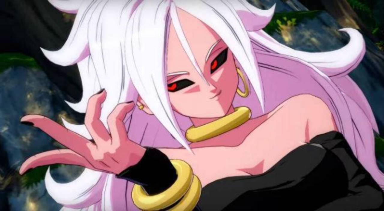 Dragon Ball FighterZ Comes to Life with Stunning Android 21 Cosplay