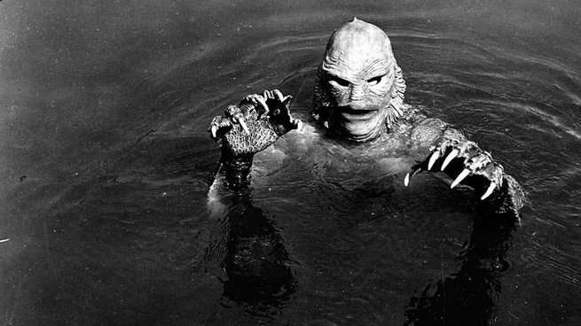 Archie Comics Monsters - Creature From The Black Lagoon
