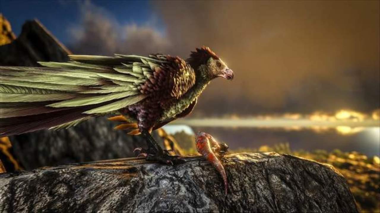 Ark: Survival Evolved Updates 6 More Dinosaurs