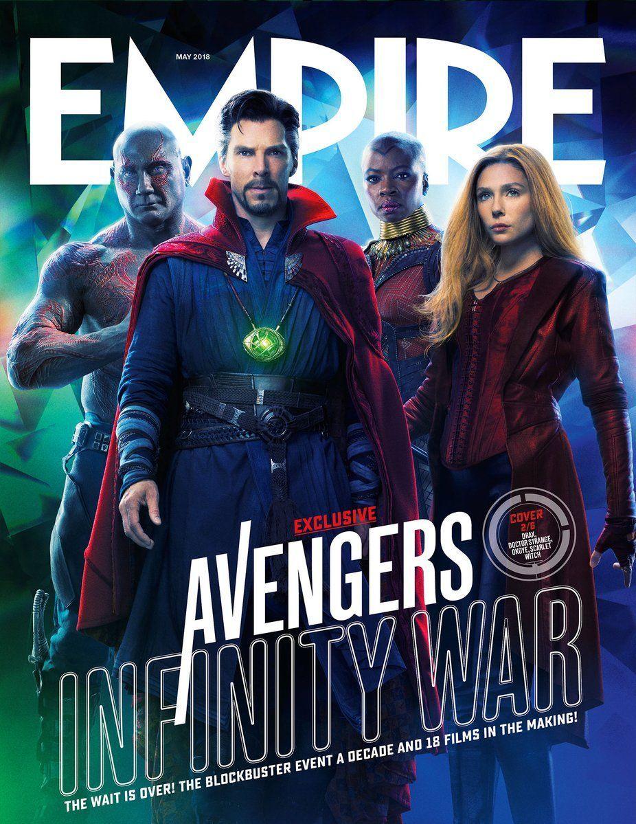 avengers infinity war empire 2