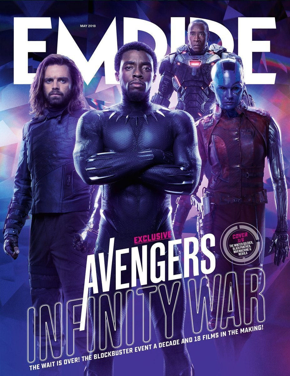 avengers infinity war empire 3