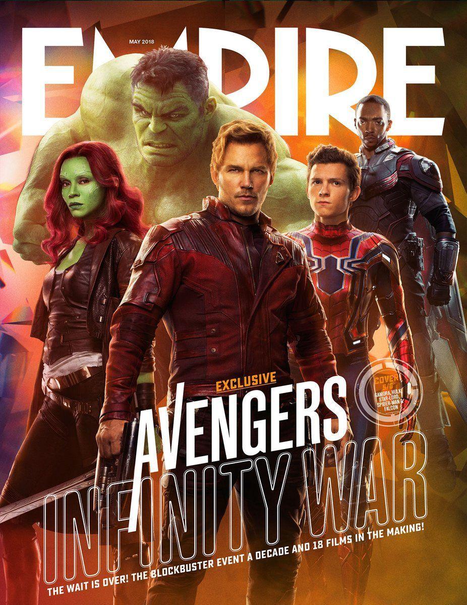 avengers infinity war empire 5