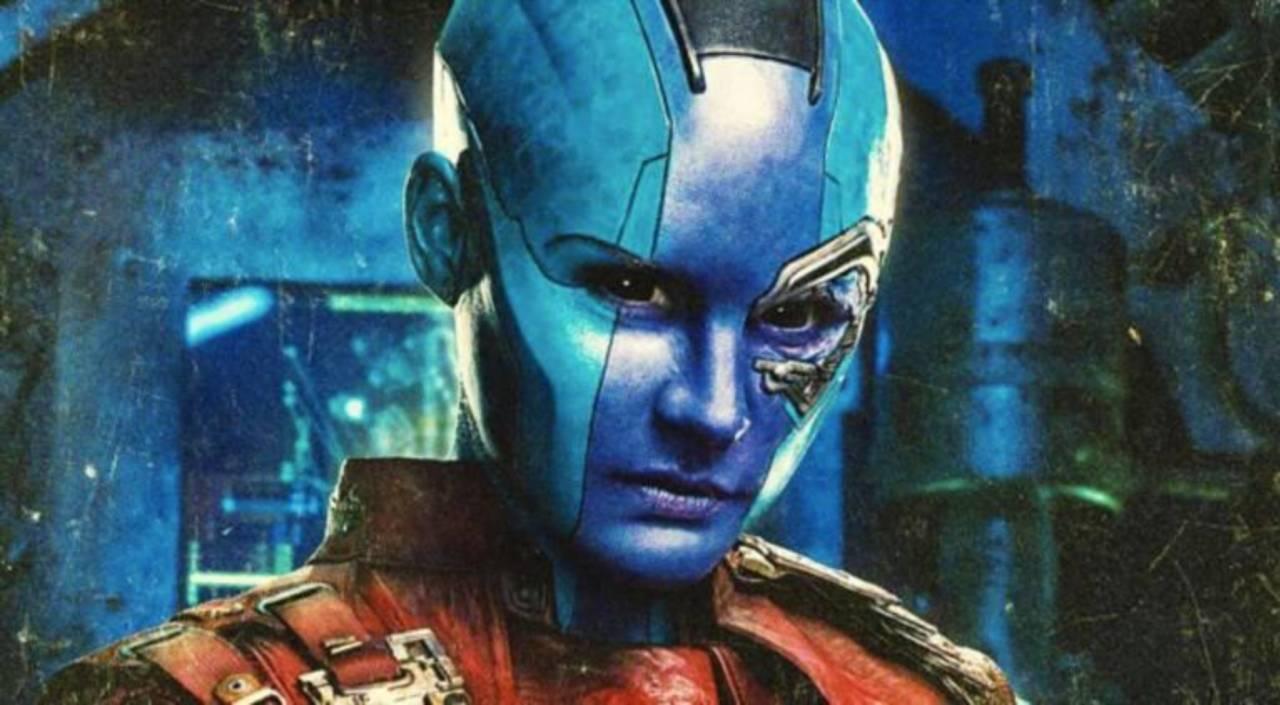 Image result for nebula marvel
