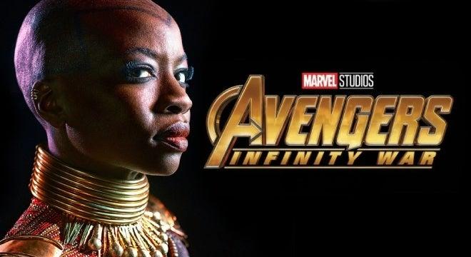 avengers infinity war okoye
